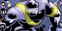 Sergeant Simian (Dark Mobius)