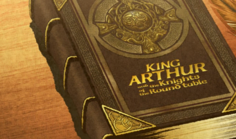 King arthur and the knights of the round table sonic - King arthur and the knights of the round table ...