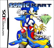 Sonic Kart cover