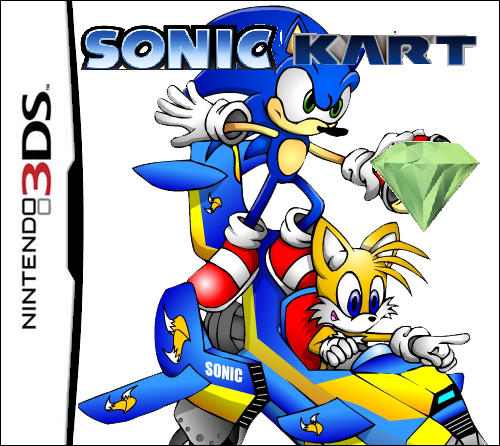 File:Sonic Kart cover.png