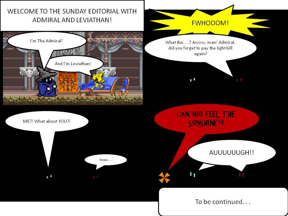 The Sunday Editorial 2