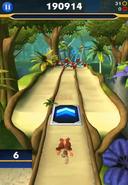 Boost Panel Sonic Dash 2