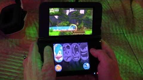 8 Minutes of Sonic Boom 3DS - Seaside Jungle (E3 2014)
