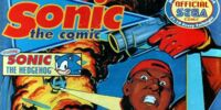 Sonic the Comic Issue 30