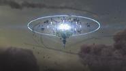 Babylon Garden (Sonic Riders (Zero Gravity)) - Screenshot 2
