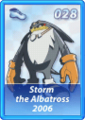 Card 028 (Sonic Rivals)