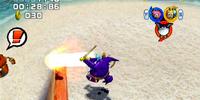 Jump Fire Knock