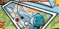 Omochao Gun (Archie)