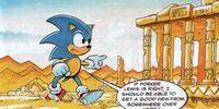 Sandopolis Zone (Sonic the Comic)