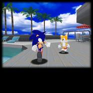 Sonic Adventure Credits (Sonic 02)
