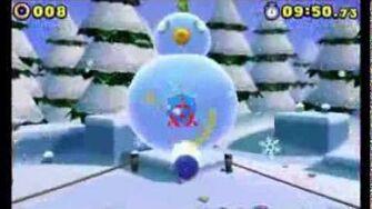 Sonic Lost World (3DS) - Zeena Boss Battle (S-Rank)