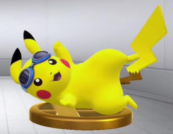 File:PikachuAltTrophyWiiU.png