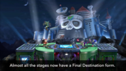 SSB4 Sonic Wily Castle Final Destination