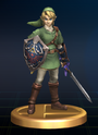 Link - Brawl Trophy