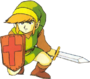 Link Legend of Zelda Sticker