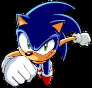 Sonic Pose 11