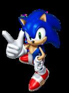 Sonic pose 106