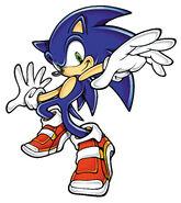 Sonic Pose 8