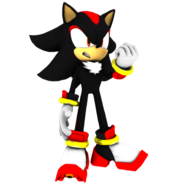 Shadow the hedgehog by mike9711-d4yhhii