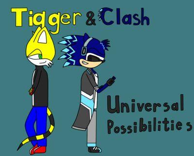 Tigger and Clash