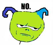 Lex says NO
