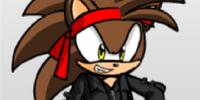 Alphega the Hedgehog