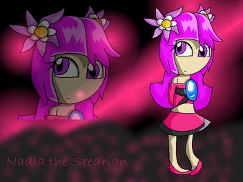 Nadia the Seedrian