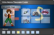 I.B.S Trainer Card - Nega