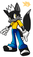 Moros- sonic channel style