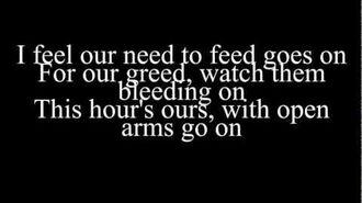 My Dying Bride - Thy Raven Wings (lyrics)