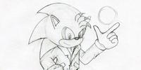 Photon the Hedgehog