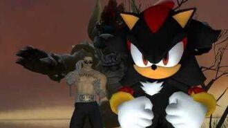Shadow The Hedgehog Ladys Man