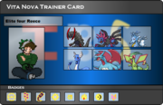I.B.S Trainer Card - Reece