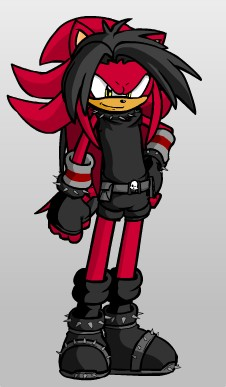 Red Terror the Hedgechidna