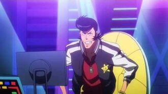 The Booty, Baby Space Dandy
