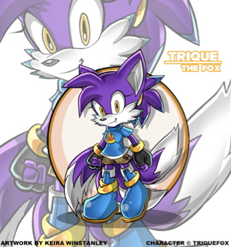 how to create a sonic fan character
