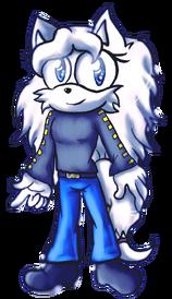 Crystal the Fox3