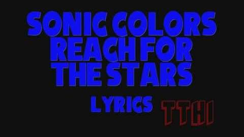 Sonic's Theme-Reach for the Stars