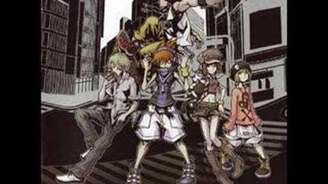 The world ends with you - Transformation (Full version)