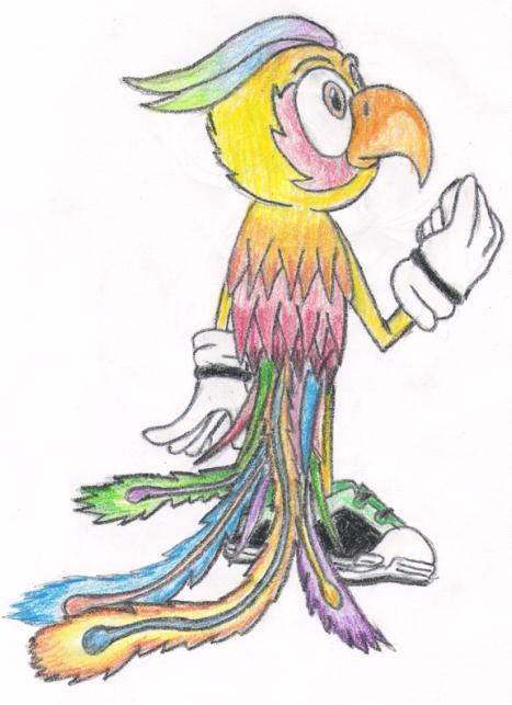 Flare the Phoenix