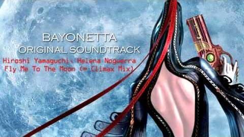 Hiroshi Yamaguchi, Helena Noguerra - Bayonetta OST - Fly Me To The Moon