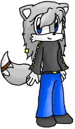 Crystal The Fox