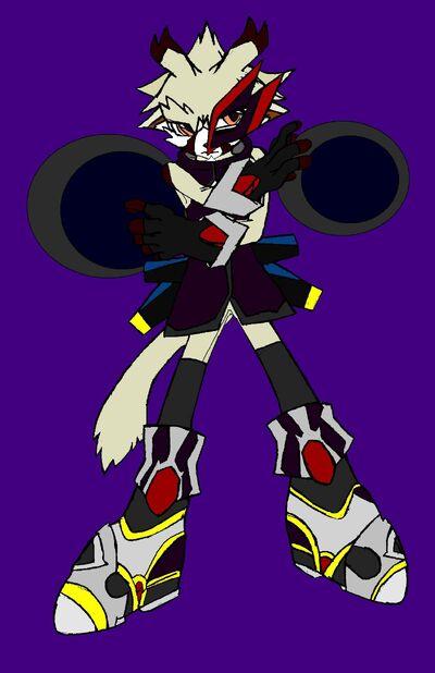Nix The Coyote 1
