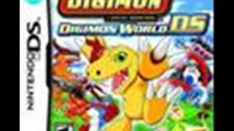 Digimon World DS Boss Extended
