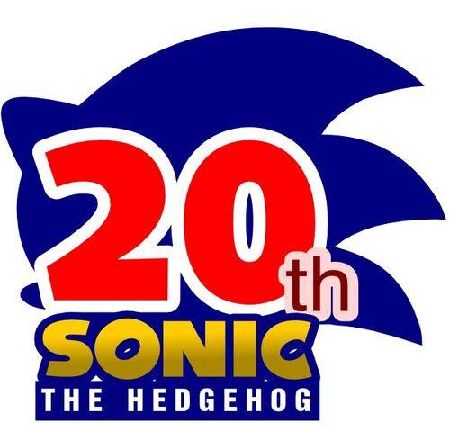 Sonic 20th anniversary logo alternate-11109