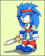 Meryl the Hedgehog
