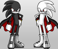 Space and Time Hedgehogs