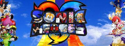 Sonic heroes bg5