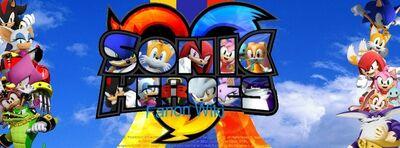 Sonic heroes bg6