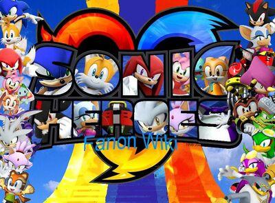 Sonic heroes bg7